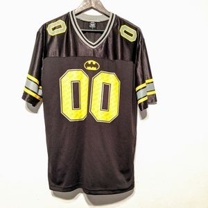 Batman Football Jersey Mens Medium 00 DC Comics Su